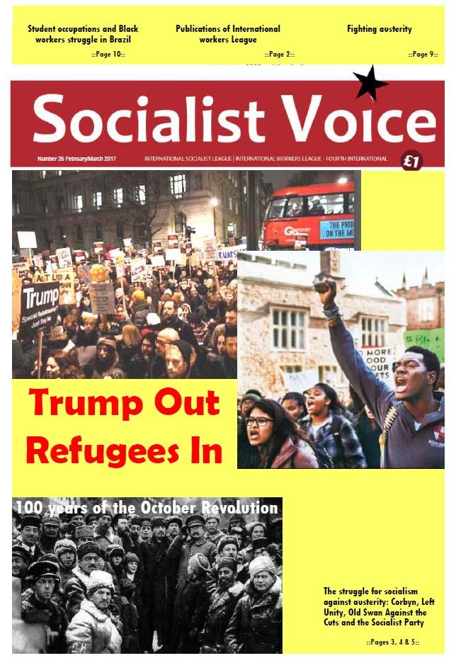 socialist voice 26 - février-mars 2017