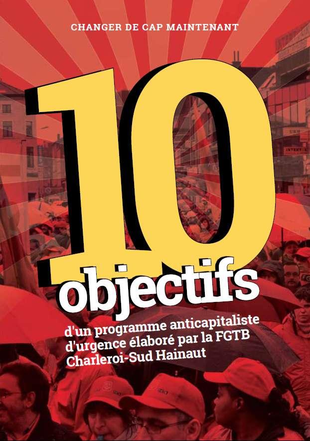 10 objectifs