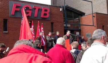 FGTB Charleroi, 1er mai 2012