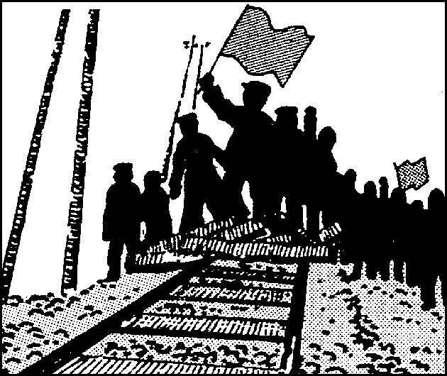 Cheminots de la SNCB