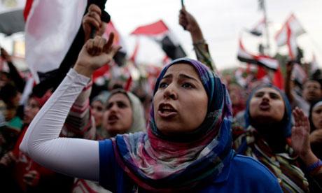 Morsi: dégage
