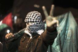 La lutte palestinienne entre dans une nouvelle phase